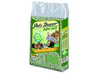 Pelety JRS Pet´s Dream Paper Pure (10kg)