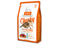 BRIT Care Cat Cheeky I`m Living Outdoor (7kg)