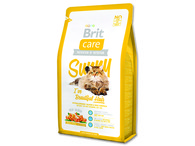 BRIT Care Cat Sunny I`ve Beautiful Hair (2kg)