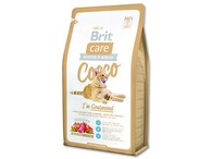 BRIT Care Cat Cocco I´am Gourmand (2kg)