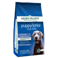 Arden Grange Puppy / Junior Large rich in fresh chicken 12 kg