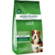 Arden Grange Adult rich in lamb & rice 12 kg