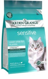 Arden Grange Sensitive - Ocean White Fish and Potato - grain free 2 KG