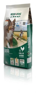 BEWI DOG Basic - rich in poultry 12,5 KG