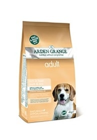 Arden Grange Adult: rich in fresh pork & rice 12 kg
