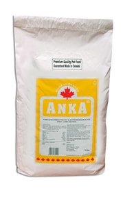 Anka DOG Lamb and Rice, 20kg