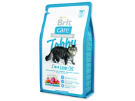BRIT Care Cat Tobby I´m a Large Cat (2kg)