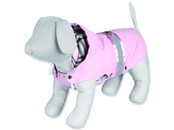 Bunda TRIXIE Como coat pink 40 cm (1ks)
